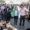 2 giugno: leader centro destra con tricolore, ressa di giornalisti