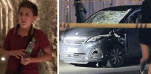 14enne muore investito sulle strisce a Roma.<br> Arrestato il guidatore positivo al test droga