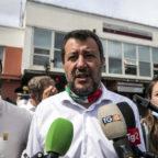 Rocca Cencia, Salvini tenta il blitz a Rocca Cencia