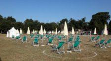Spiagge urbane, il flop dello stabilimento allestito a Villa Pamphilj