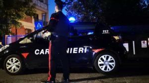 carabinieri san basilio notte-2
