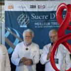 Sucre d'Or, Romano il miglior artista al mondo dello zucchero