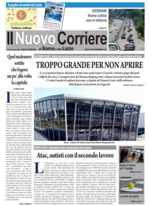 Il Nuovo Corriere di Roma e del Lazio n.89 – Anno VI + Cronache Nazionali n.89 – Anno V