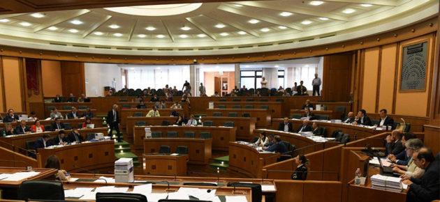 Lazio, Consiglio regionale approva bilancio