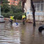 Maltempo a Roma: oltre 100 interventi in città e la neve circonda la Capitale