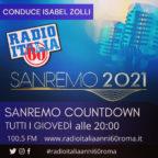 """""""Sanremo Countdown"""" il nuovo programma di Isabel Zolli su Radio Italia anni 60"""