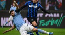 CALCIO – Lukaku stende la Lazio, l'Inter vola in Vetta
