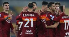 Roma batte l'Udinese nella 22ma giornata. Ora è terza