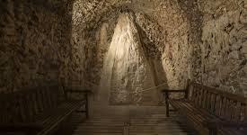 VITERBO –  Nelle grotte delle Terme dei Papi meno probabilità di contagio Covid