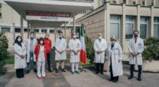 Columbus Covid 2 Hospital<br> Gemelli, un anno contro il coronavirus