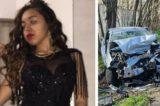 Auto della polizia ad alta velocità<br>Muore ragazza di 14 anni dopo essere stata travolta