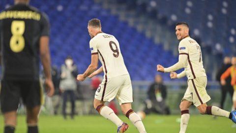 CALCIO – Roma in semifinale in Europa League
