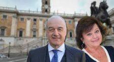 Enrico Michetti è il candidato del centro destra
