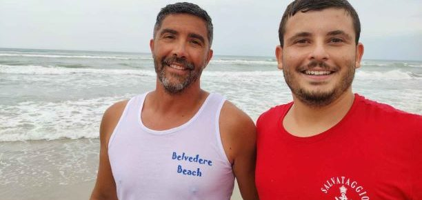 Tor San Lorenzo, salvato bagnante allo stabilimento Belvedere Beach